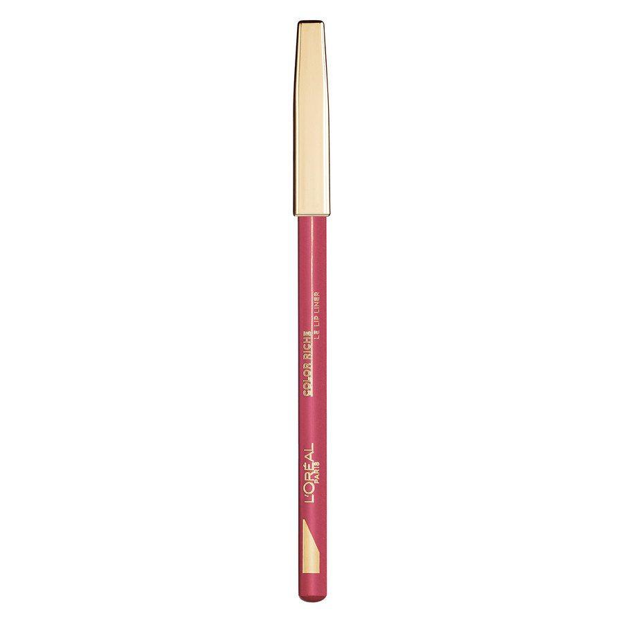 L'Oréal Paris Color Riche Lip Liner, Bois De Rose 302 (1,2g)