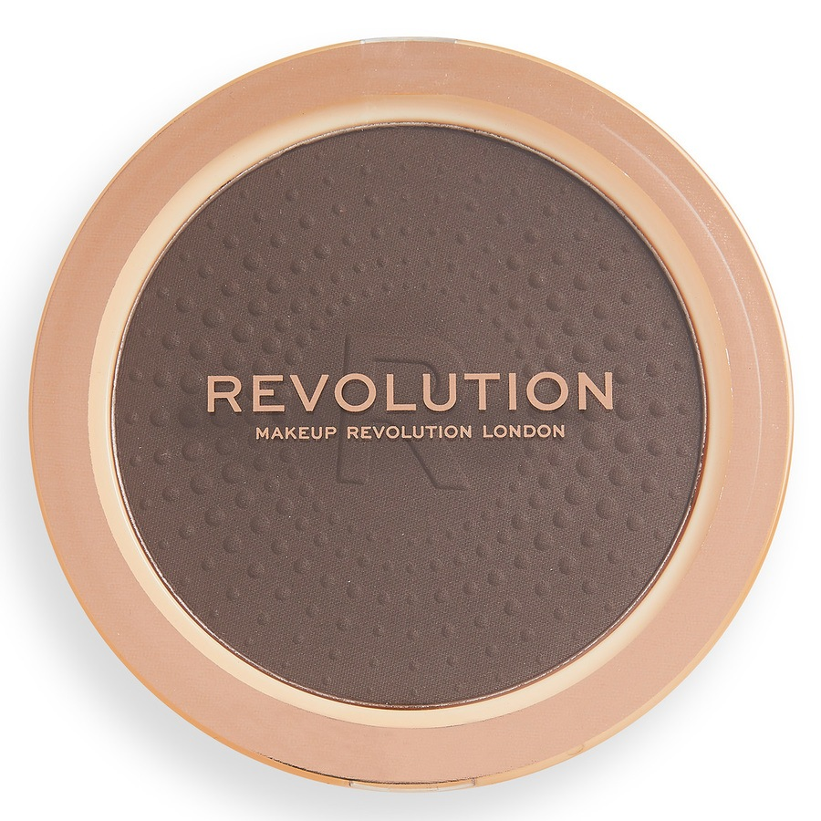 Makeup Revolution Mega Bronzer, 04 Dark 15 g)