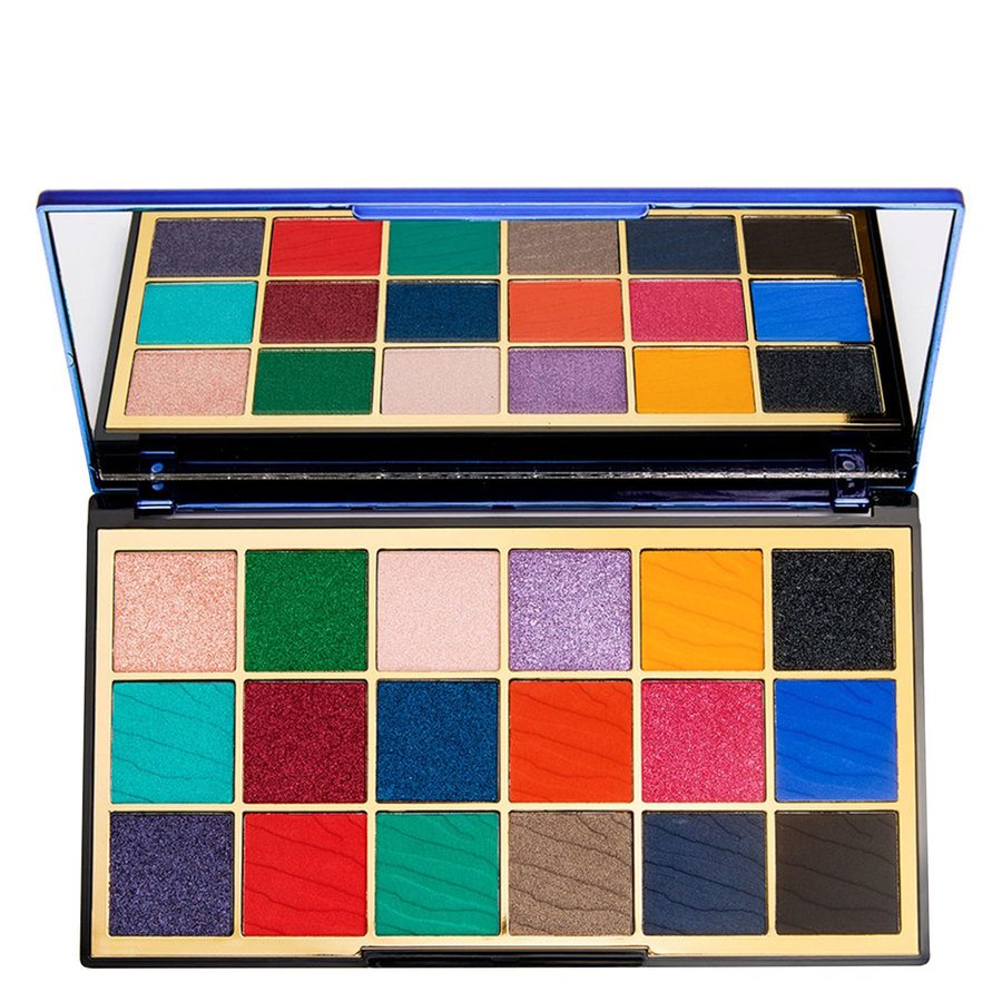 Makeup Revolution Wild Animal Palette, Integrity (18 x 1 g)