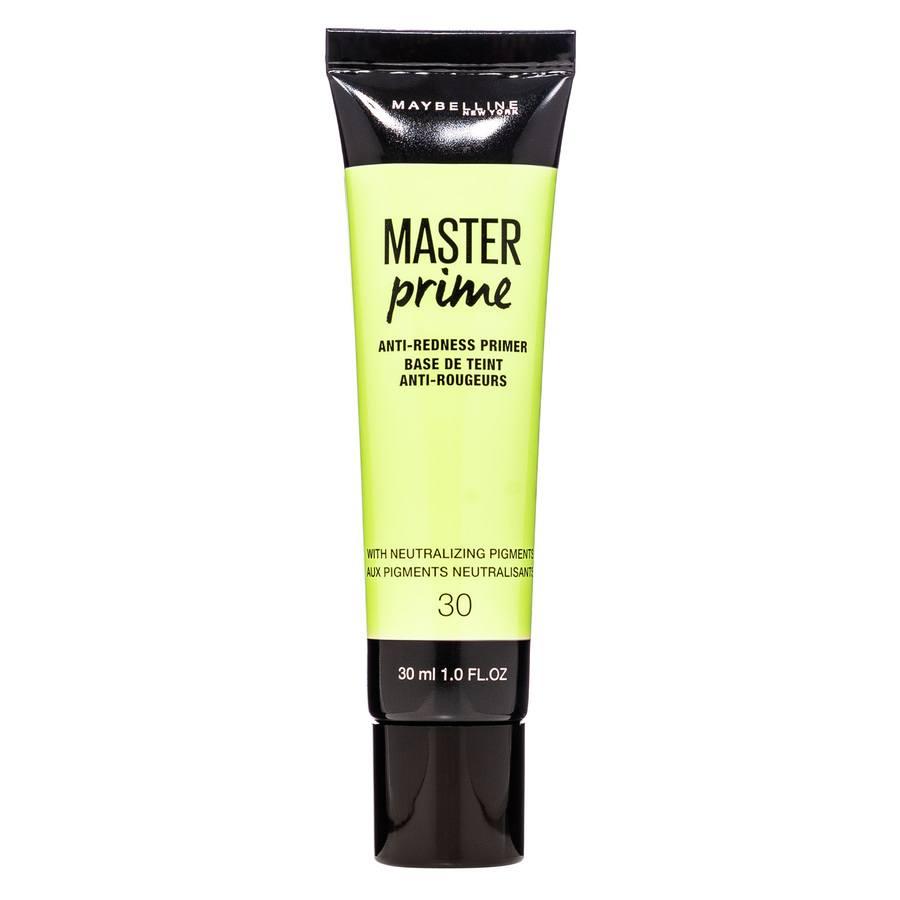 Maybelline Master Prime Anti Redness Primer Base 30ml