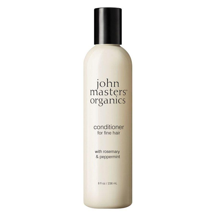 John Masters Organics Rosemary & Peppermint Detangler (236 ml)