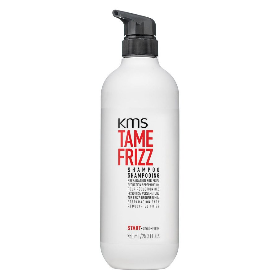 KMS Tame Frizz Shampoo (750 ml)