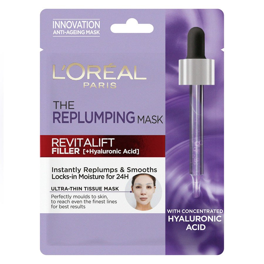 L'Oréal Paris Revitalift Filler Tissue Mask (30 g)