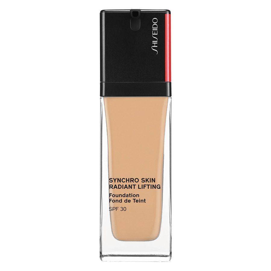 Shiseido Synchro Skin Radiant Lifting Foundation SPF30, 320 Pine 30 ml
