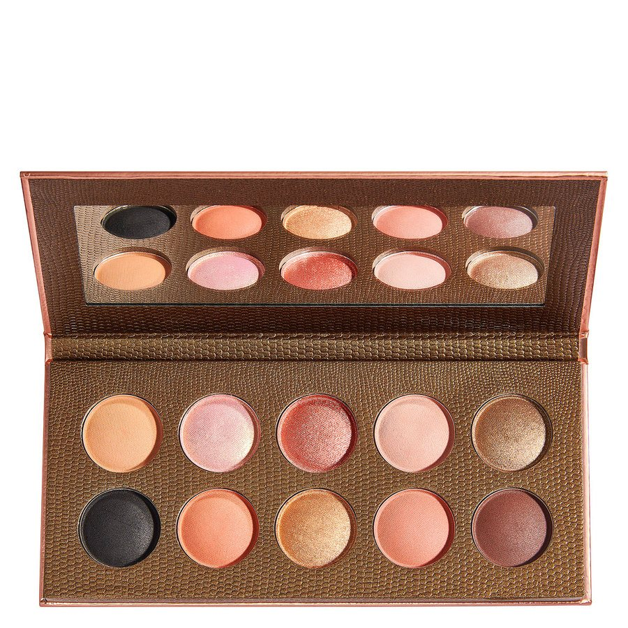 Makeup Revolution Pro Colour Focus, Bronze Palette 10 x 1,5