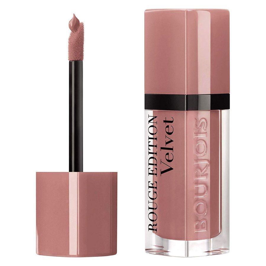 Bourjois Rouge Edition Velvet Lipstick, 28 Chocopink (6,7 ml)