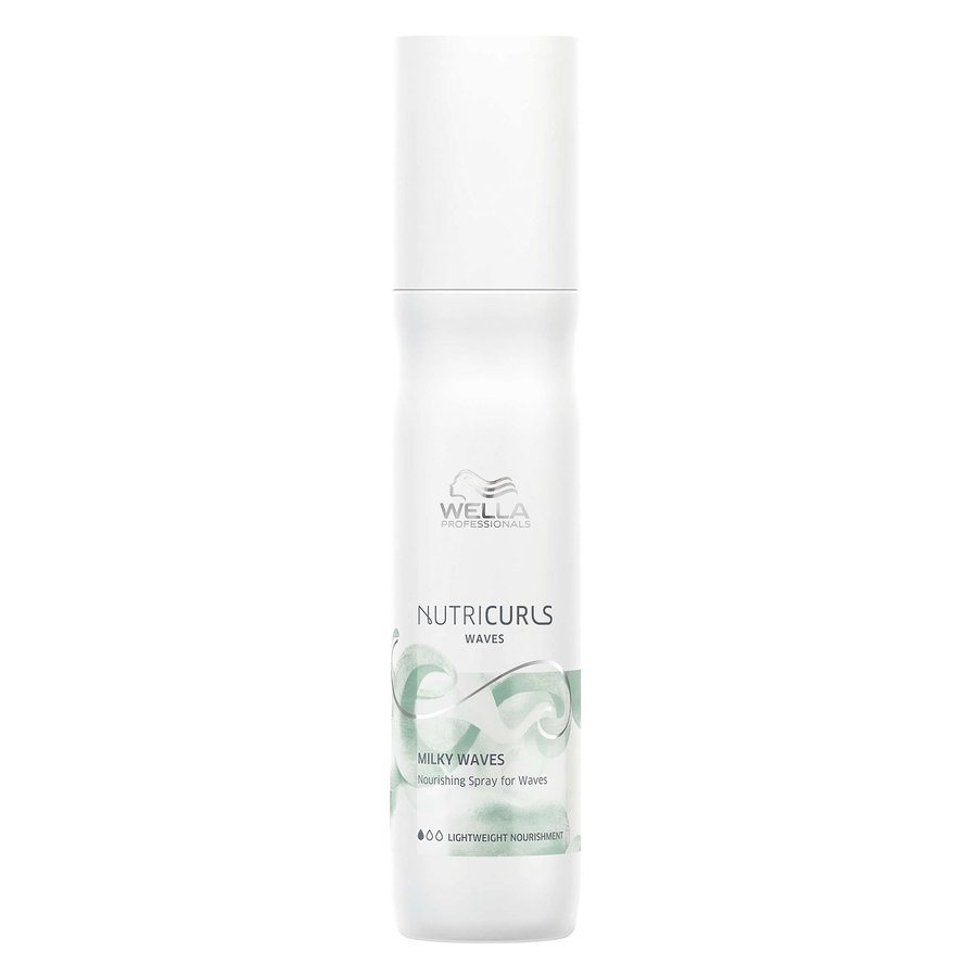 Wella Professionals Nutricurls Milky Waves Nourishing Spray For Wave (150 ml)