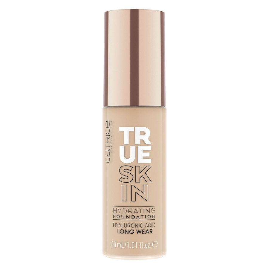 Catrice True Skin Hydrating Foundation, 020 Warm Beige 30 ml