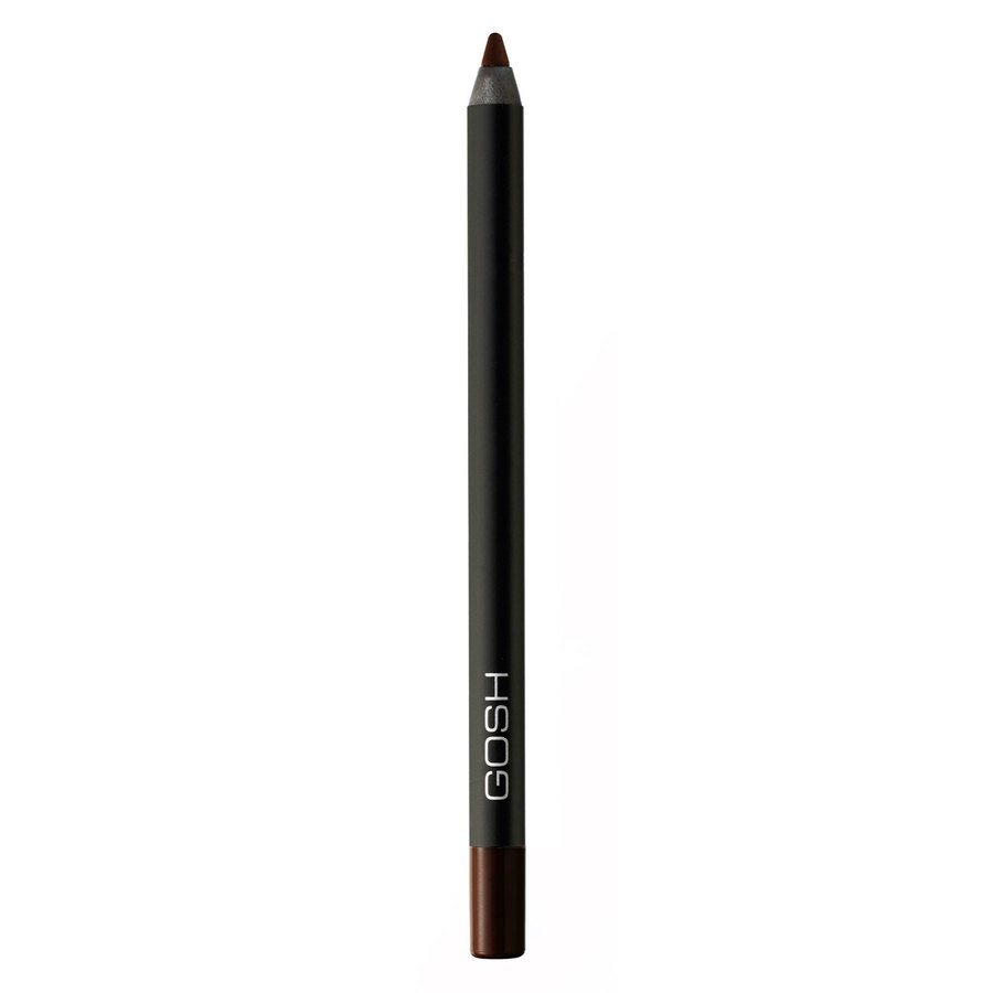 GOSH Velvet Touch Eye Liner Waterproof, Truly Brown (1,2 g)