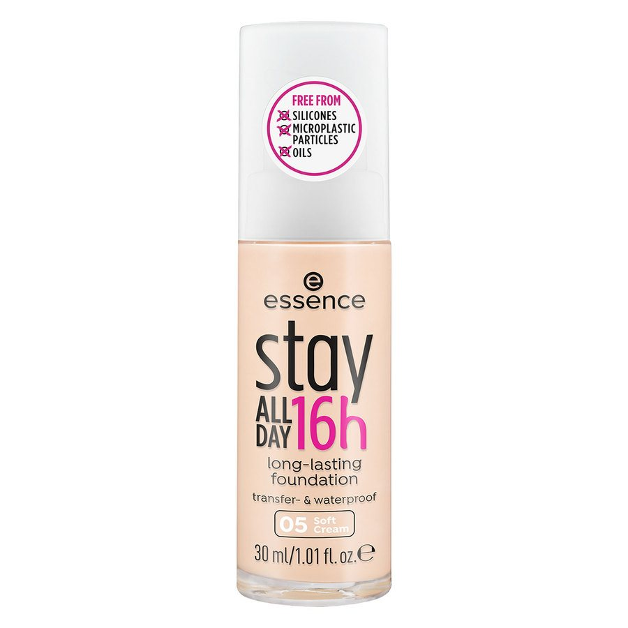 essence Stay All Day 16h Long Lasting Foundation, 05 30ml