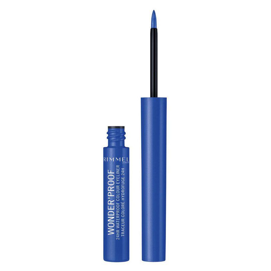 Rimmel London Wonder'Proof Eyeliner, # 005 Pure Blue (1,4 ml)