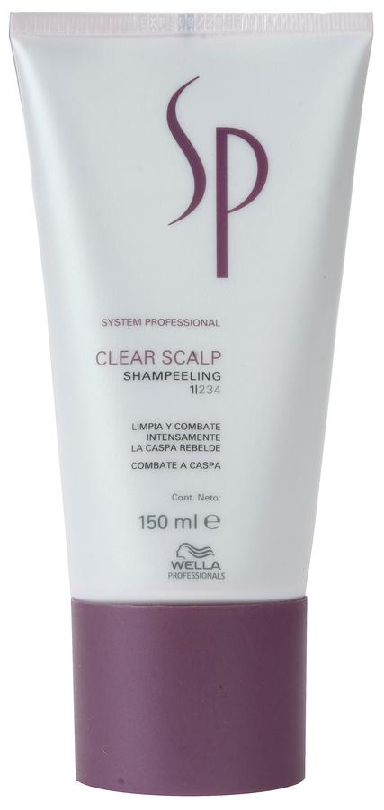 Wella SP Clear Scalp Shampeeling (150 ml)