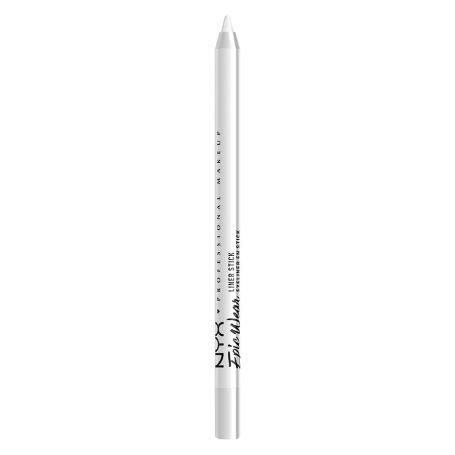 NYX Professional Makeup Epic Wear Liner Sticks, Pure White (1,21g)