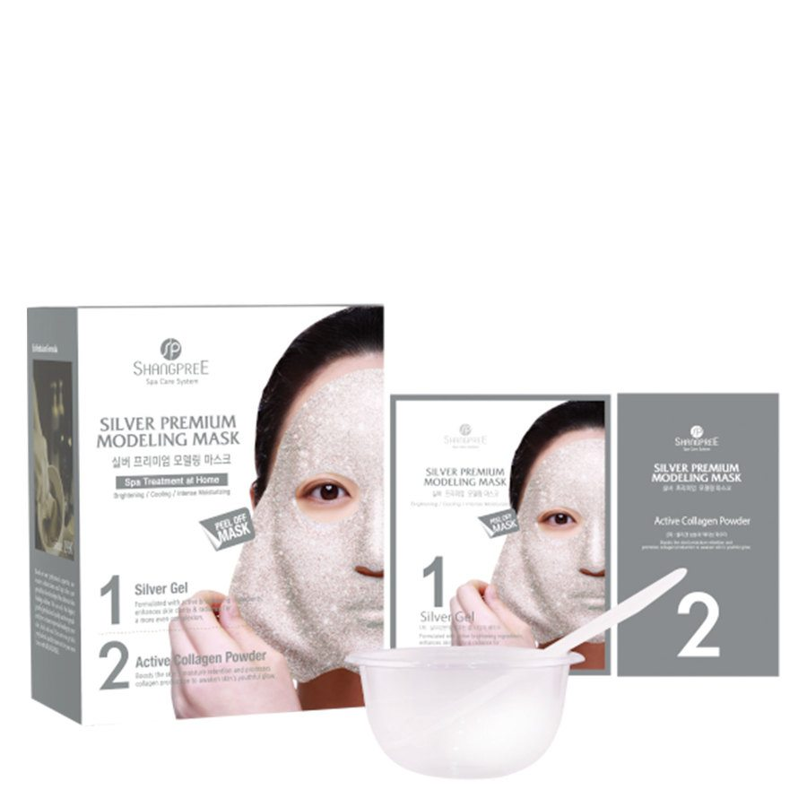 Shangpree Silver Premium Modeling Mask (50 ml)