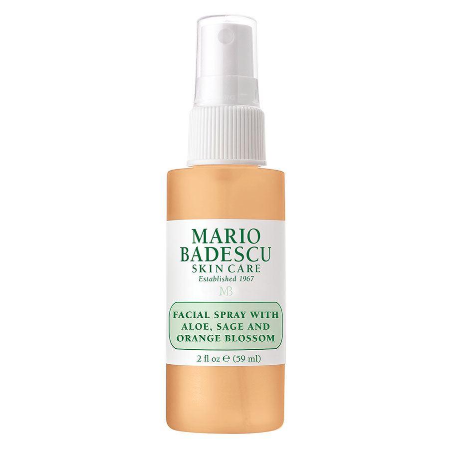 Mario Badescu Facial Spray With Aloe, Sage & Orange Blossom 59 ml