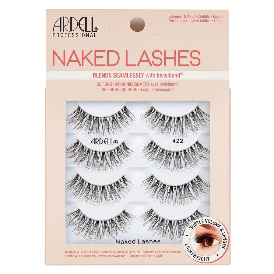 Ardell Naked Lashes, 422 4 Stück