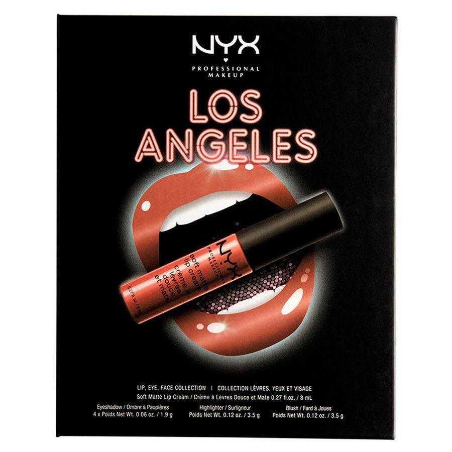 NYX Professional Makeup City Set, Los Angeles