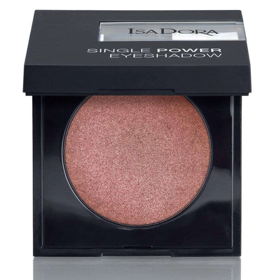 IsaDora Single Power Eyeshadow, 06 Peach Pearl 2,2 g