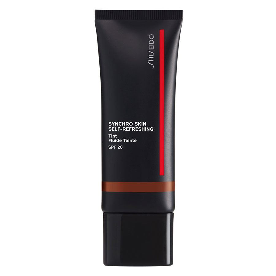 Shiseido Synchro Skin Self-Refreshing Tint, 525 Deep Kuromoji 30 ml