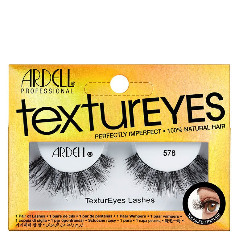 Ardell Texture Eyes Lashes, 578 Black
