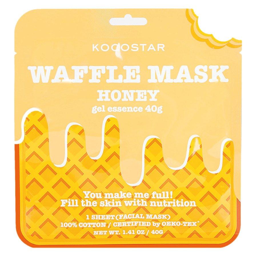 Kocostar Waffle Mask Honey (40 g)