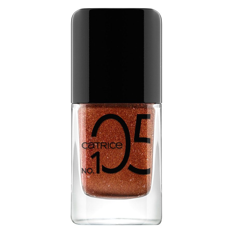 Catrice Iconails Gel Lacquer, 105 Rusty Rust 10,5 ml