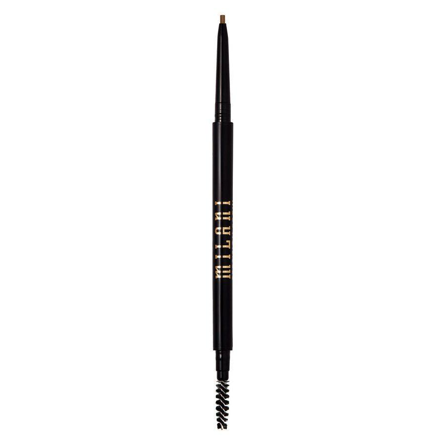 Milani Precision Brow Pencil, 130 Soft Brown (0,09 g)