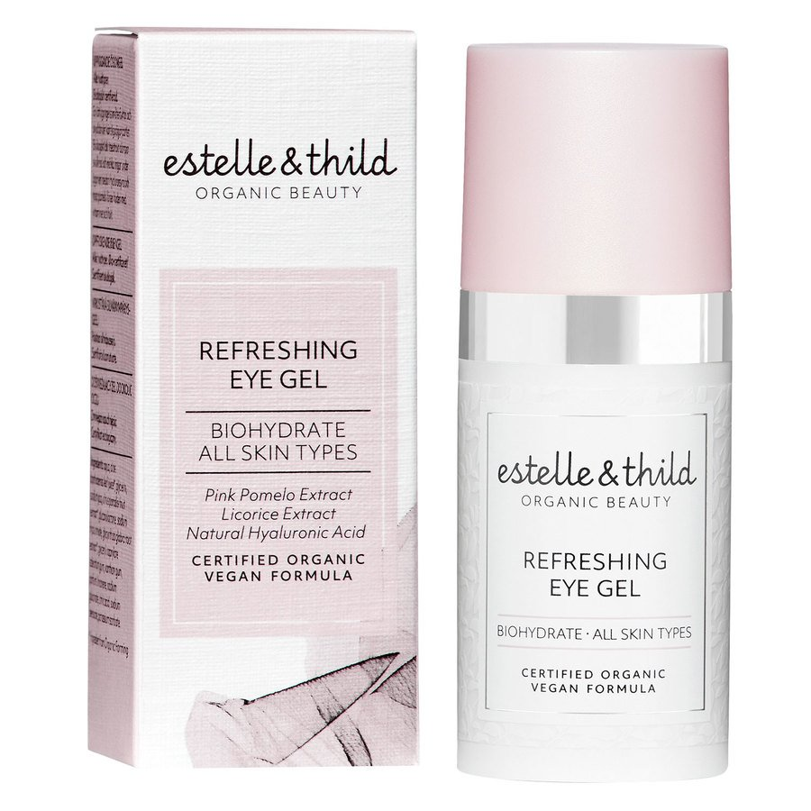 Estelle & Thild BioHydrate Refreshing Eye Gel (15 ml)