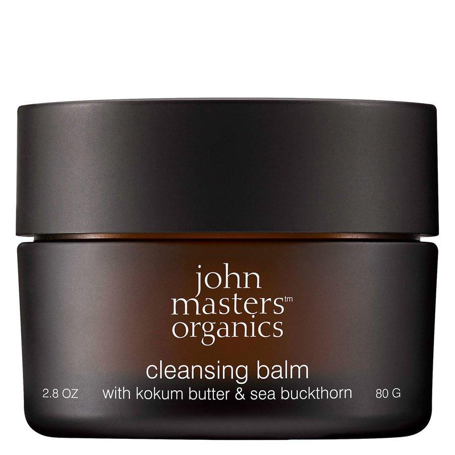 John Masters Organics Cleansing Balm With Kokum & Sea Buckthorn (80 g)