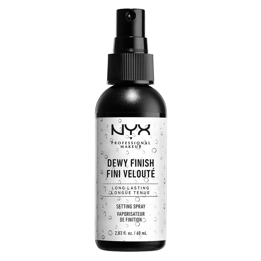 NYX Professional Makeup Make Up Setting Spray Dewy Finish/Long Lasting MSS02