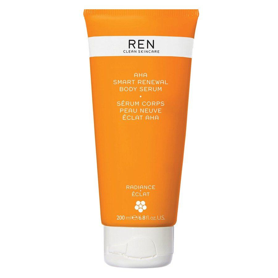 REN Clean Skincare AHA Smart Renewal Body Serum (200ml)