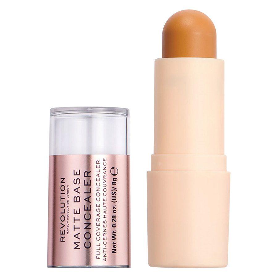 Makeup Revolution Matte Base Concealer, C10.5