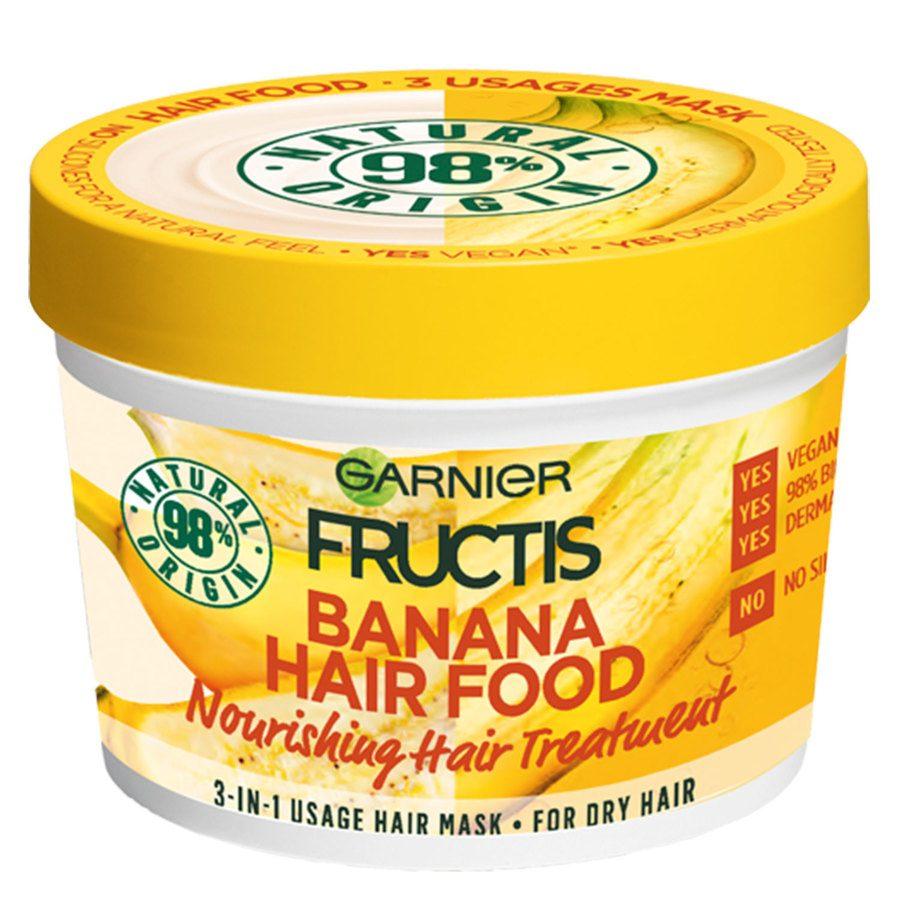 Garnier Fructis Hair Food Mask, Banana 390ml