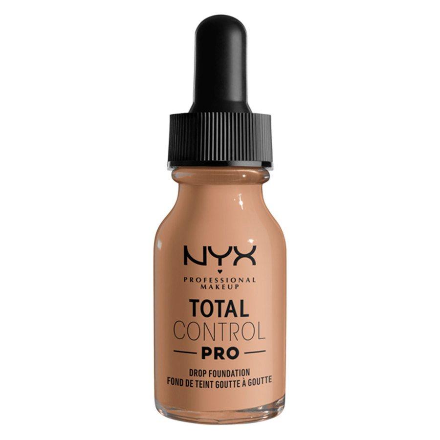 NYX Professional Makeup Total Control Pro Drop Foundation, Medium Buff 13 ml