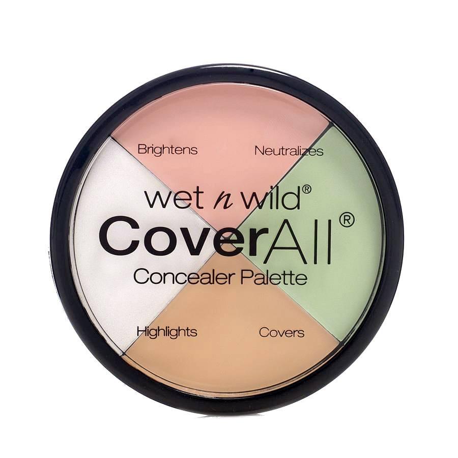 Wet`n Wild Cover All Concealer Palette, E61462