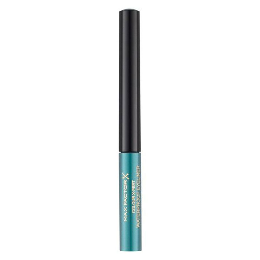 Max Factor Colour X-Pert Waterproof Eyeliner, #04 Metallic Turquoise 1,7 ml