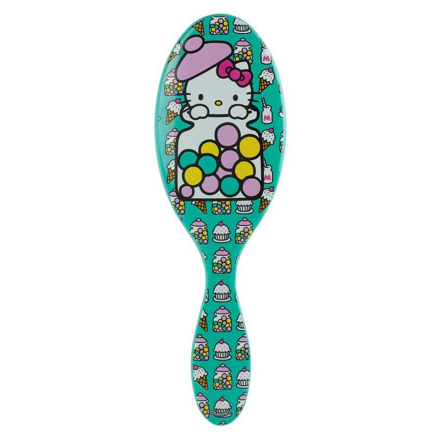 Wetbrush Original Detangler Hello Kitty Candy Jar, Blue