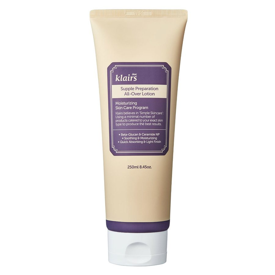 Klairs Supple Preparation All-Over Lotion (250ml)