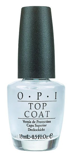 OPI-Nagellack Top Coat High-Gloss Protection Überlack (15 ml)