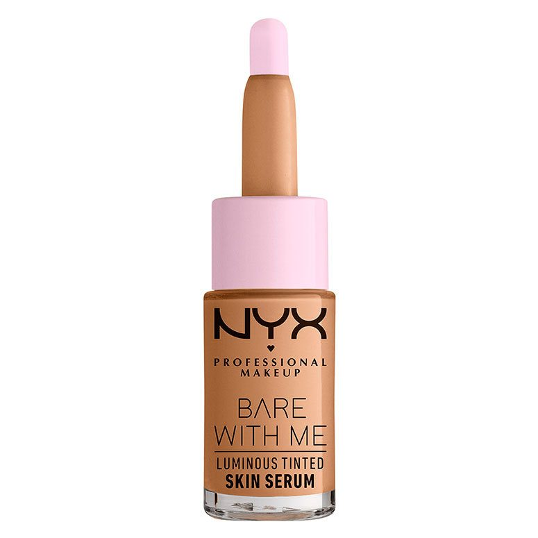 NYX Professional Makeup Bare With Me Luminous Skin Serum, Medium 12,6ml