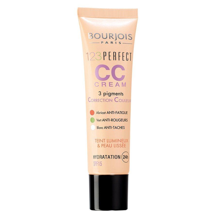 Bourjois 123 Perfect CC Cream, 33 Beige Rose (30ml)