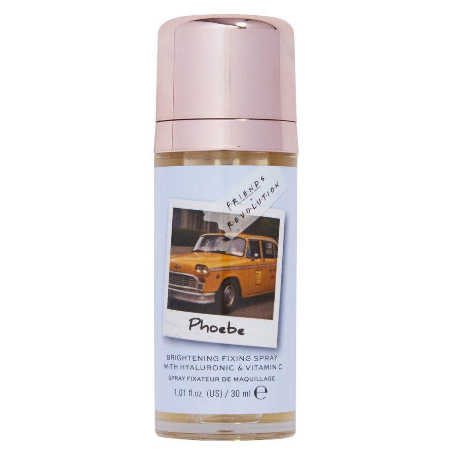 Makeup Revolution X Friends Mini Fixing Spray, Phoebe 30ml