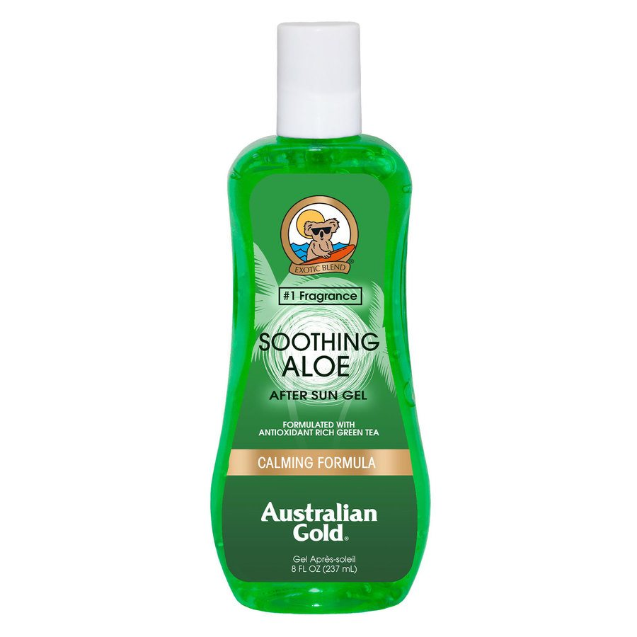Australian Gold Soothing Aloe After-Sun Gel (237 ml)