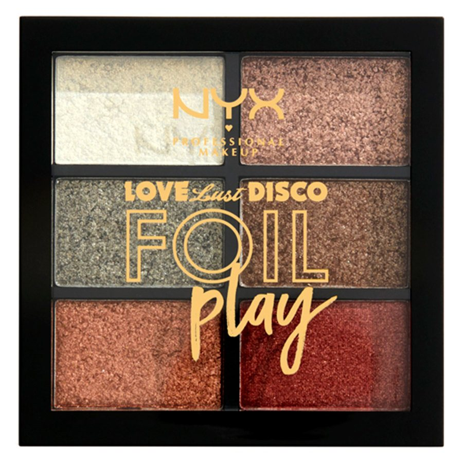 NYX Professional Makeup Love Lust Disco Get Down Set
