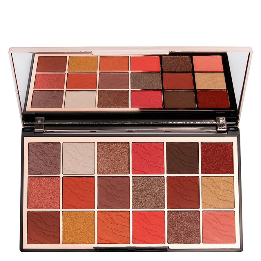 Makeup Revolution Wild Animal Palette, Fierce (18 x 1 g)