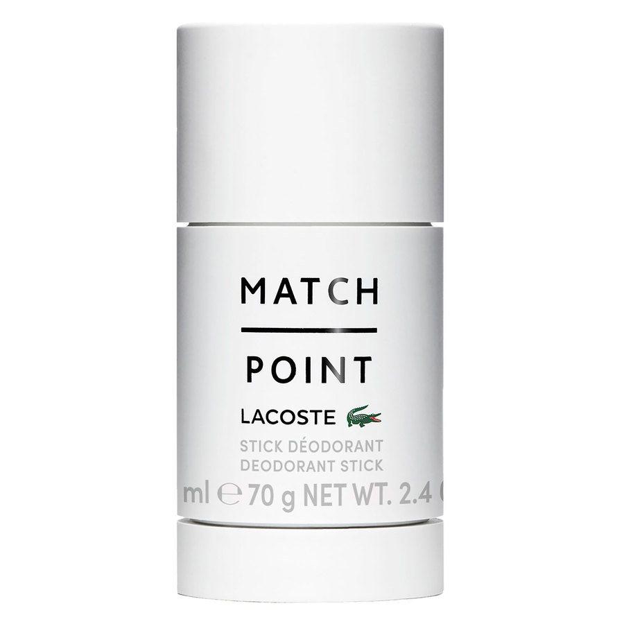 Lacoste Match Point Deodorant Stick (75 ml)