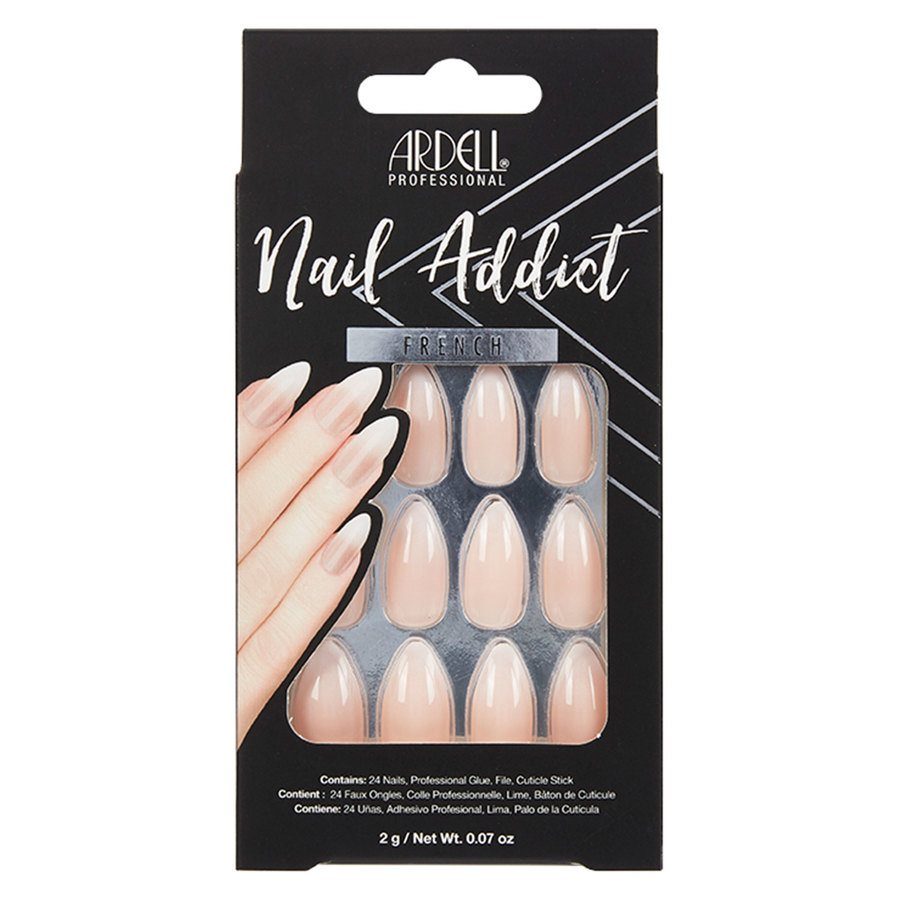 Ardell Nail Addict, French Ombre Fade 1St.