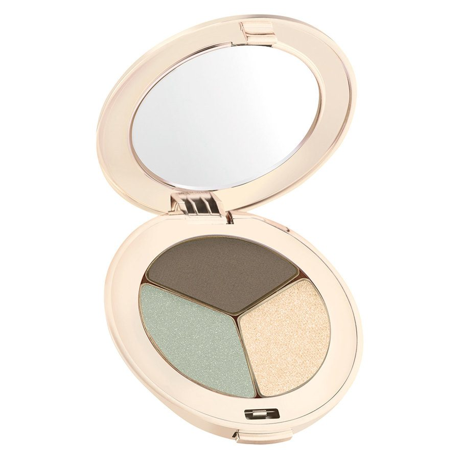 Jane Iredale PurePressed Triple Eye Shadow, Harmony 2,8 g