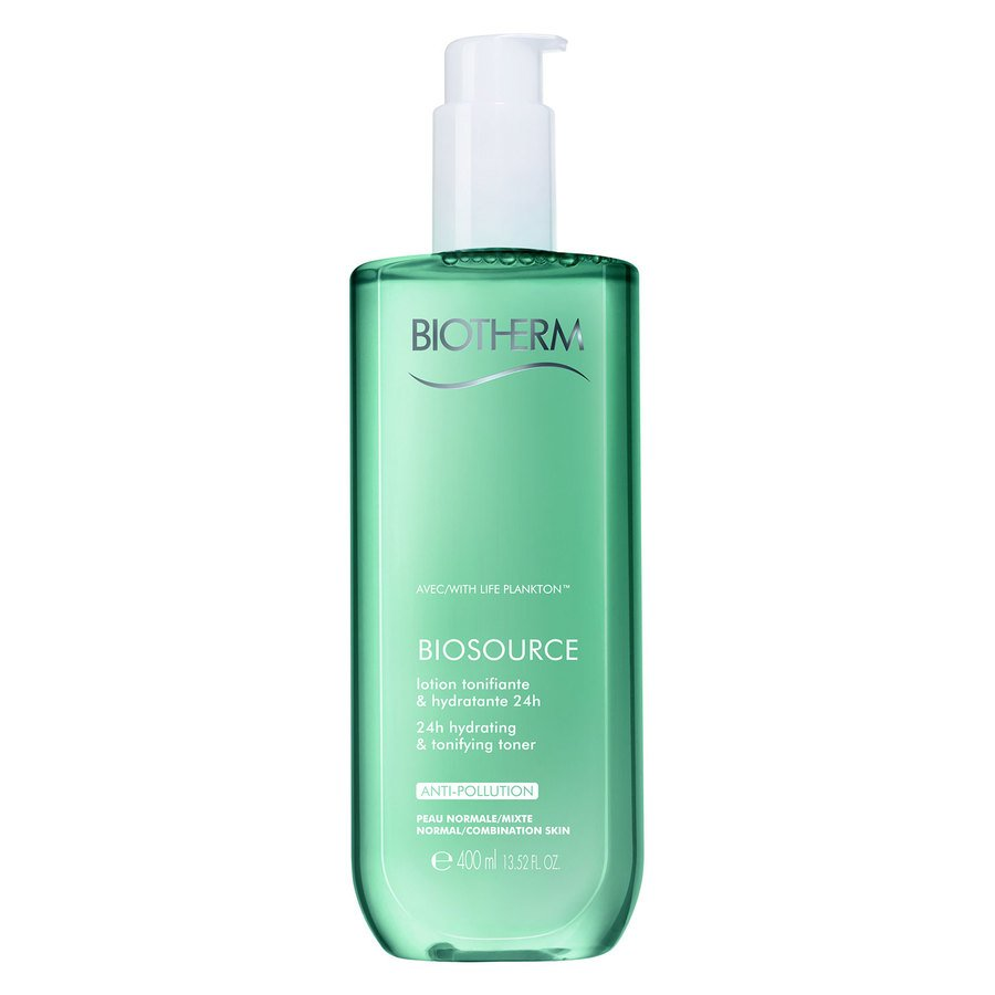 Biotherm Biosource 24H Hydrating & Tonifying Toner Normal / Combination Skin 400ml