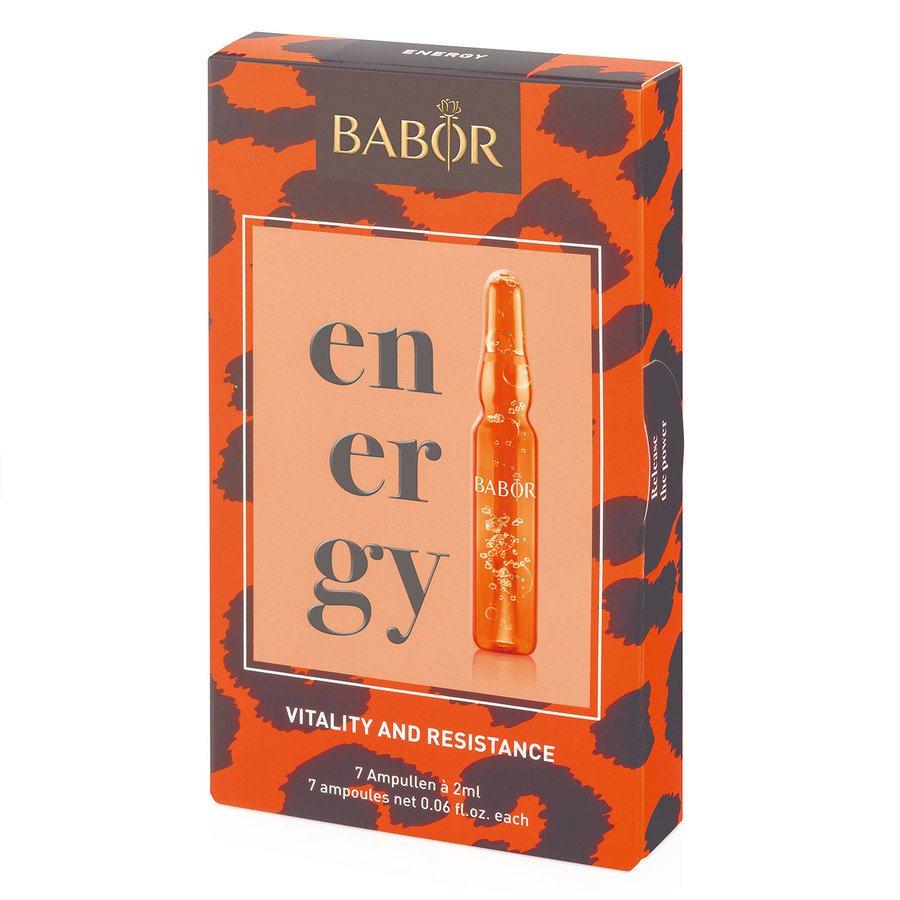 Babor Energy (7 x 2 ml)